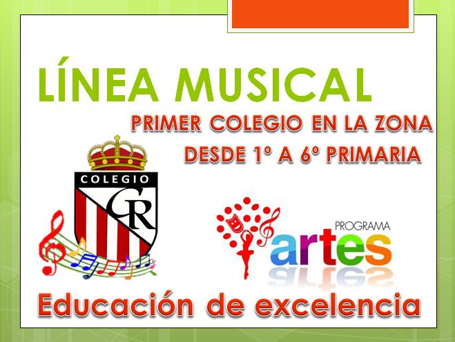 Línea Musical Colegio Cristo Rey