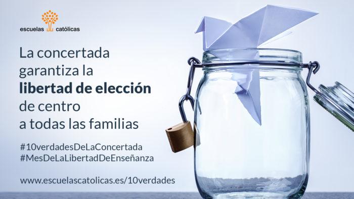 """OCTUBRE MES DE LA LIBERTAD DE ENSEÑANZA"""