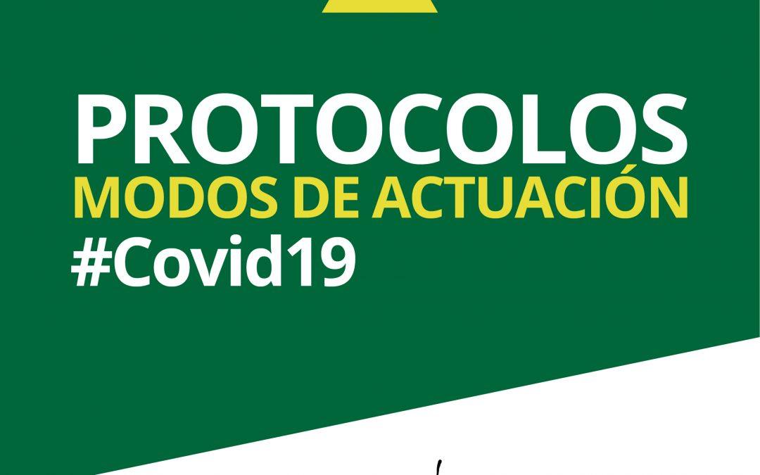 Protocolos Covid19 CCRey